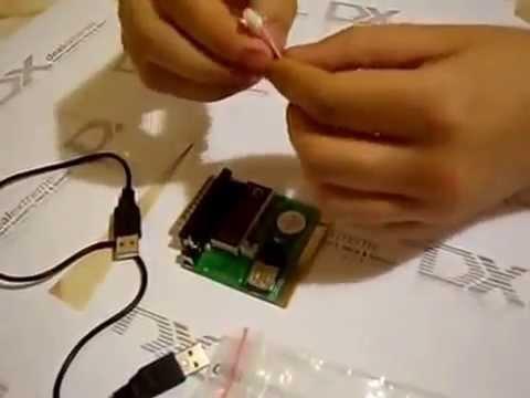 Motherboard USB /& PCI Analyser Diagnostic Card Tester for Desktop /& Laptop  T6L6
