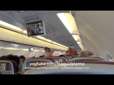 รีวิว สายการบินไทยสมายล์ เส้นทางเชียงใหม่ กรุงเทพ