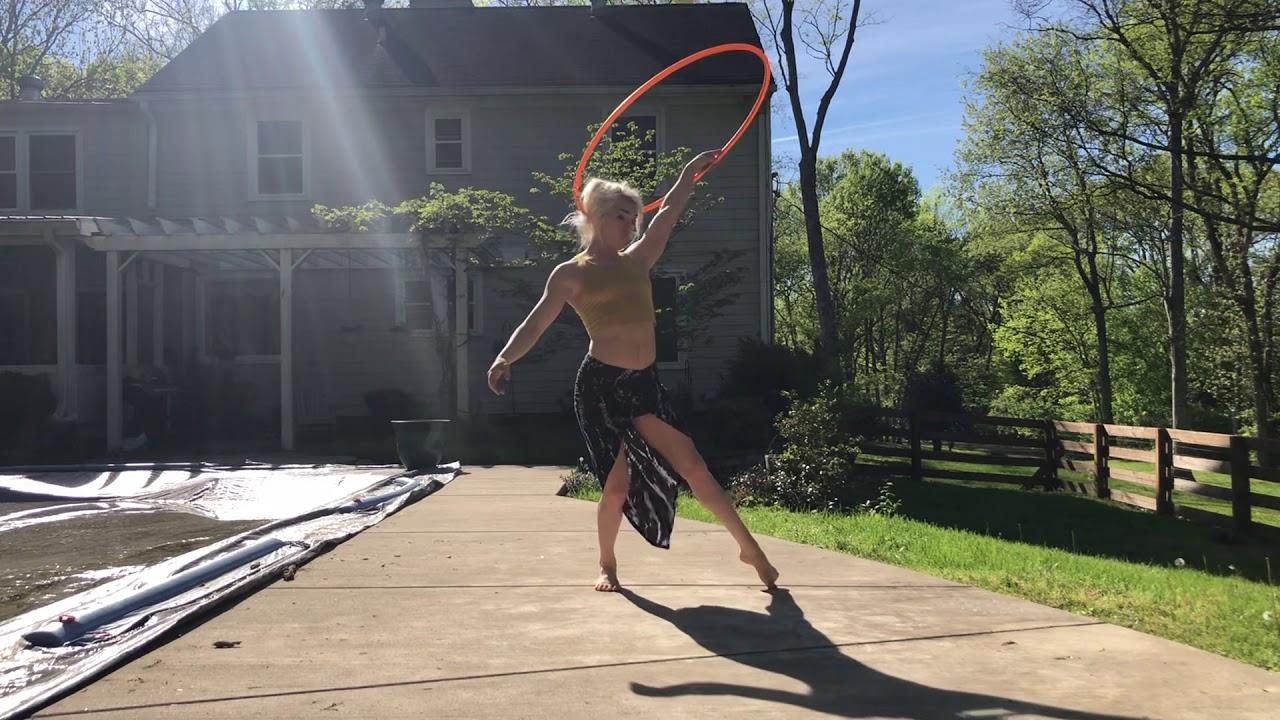 Download Surreal Hoop Dance