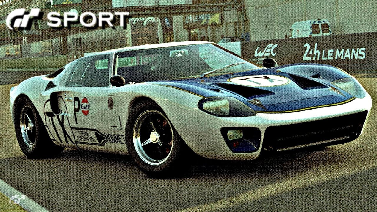 Gt Sport Ford Gt Mki Review