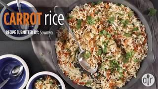How to Make Carrot Rice | Dinner Recipes | Allrecipes.com