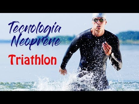 9e8cac3b9 Tecnologia Roupa Neoprene - Triathlon - YouTube