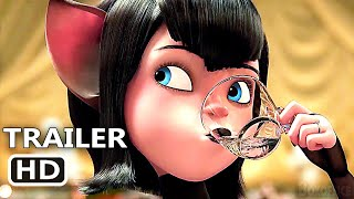HOTEL TRANSYLVANIA 4 Transformania Official Trailer (2021)