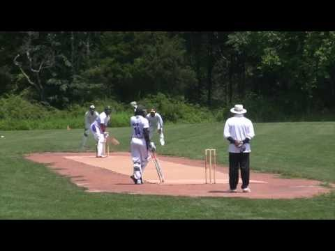 CLNJ 2015 season: Stars Cricket Club (batting) vs Gymkhana Cricket Club
