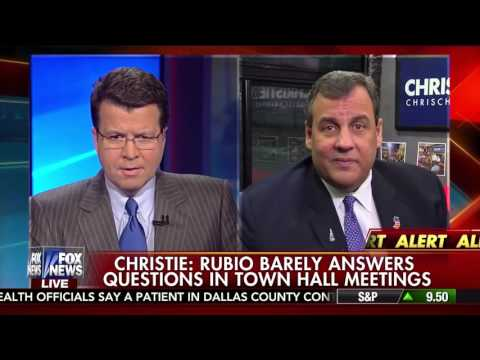 Chris Christie Goes on Epic Rant over