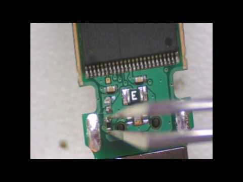 Broken USB Flash Drive Recovery From A SanDisk Cruzer Micro
