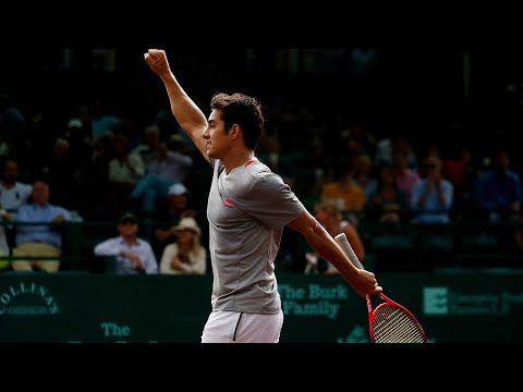 Garin Wins First ATP Tour Title In Houston 2019