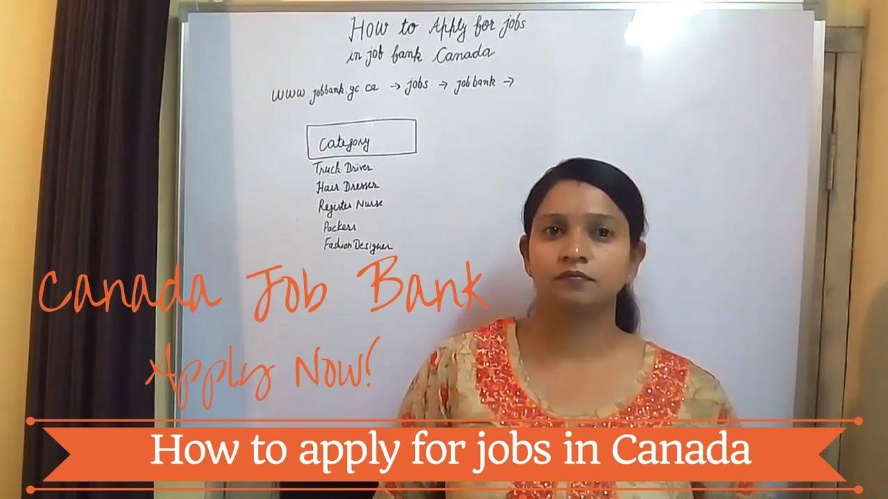 Canadian jobs bank торговая система forex profit system