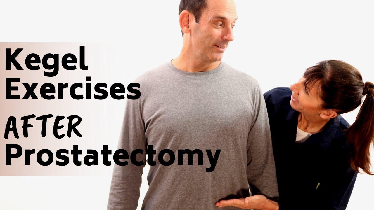 Gyakorlatok a prostatitis kezelésére otthon