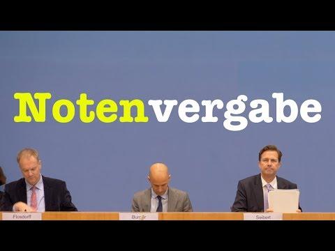19. November 2018 - Bundespressekonferenz - RegPK