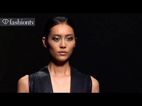 Liu Wen: Top Model at Spring/Summer 2013 Fashion Week | FashionTV