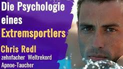 Die Psychologie eines Extremsportlers I Weltrekord-Apnoe-Taucher Christian Redl im Interview