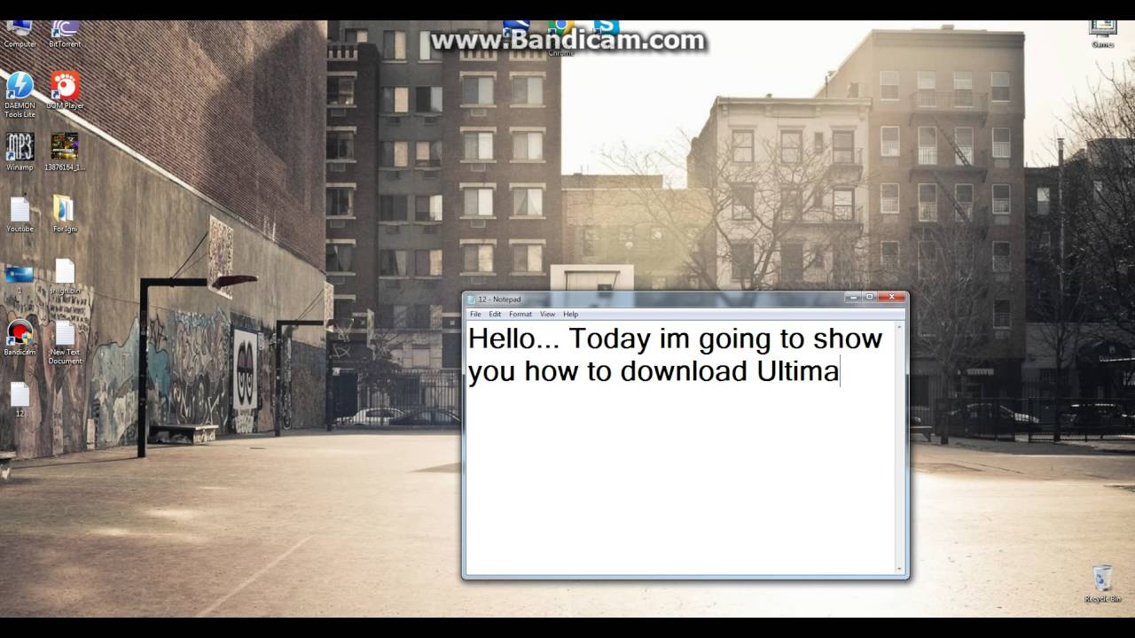 How to download ultimate spider man for pc youtube how to download ultimate spider man for pc ccuart Gallery