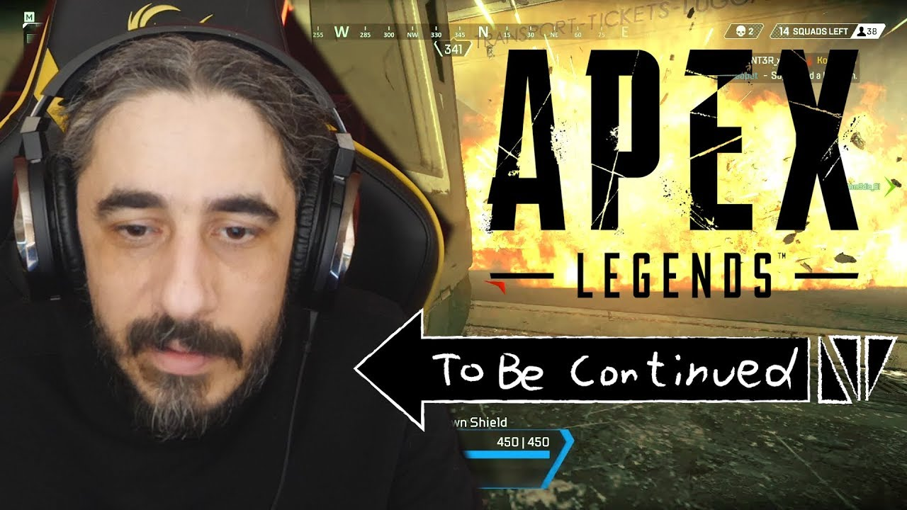EFSANE MAÇ !!! - APEX LEGENDS