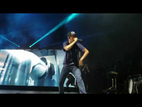 """Logic Performs """"Gang Related"""" Live in St. Louis (7/13/16)"""
