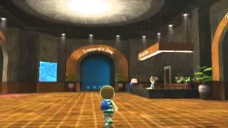 VGF - Fishing Resort [Wii] - Sub Tour & Aquarium
