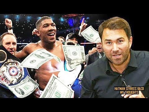 ANTHONY JOSHUA VS ANDY RUIZ - REMATCH IN SAUDI ARABIA??!!! D