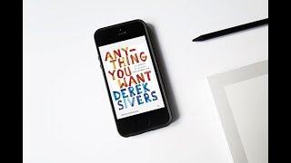 BOEK REVIEW: 'Anything you want' van Derek Sivers