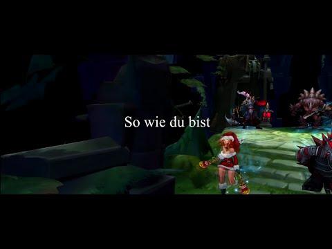LEAGUE OF LEGENDS SONG [DEUTSCH] | TIMOTHY D (feat. SUKI) – So wie du bist | [LoL-Parodie]
