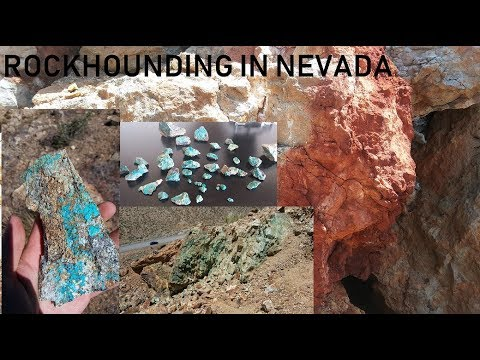 Rockhounding In Nevada