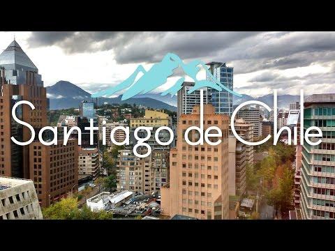 Visiting Santiago de Chile!
