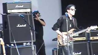Star Spangled Banner  Woodstock 2009, 15 yr. old. Conrad Oberg!!