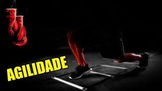 FOOT WORK DE BOXE (PARTE 6) -  AGILIDADE - DICAS DE TREINO