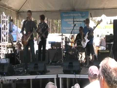 Austin Young, Thomas and George Meyer Colorado 2011 Johnny b goode