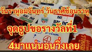วันราหูอมจันทร์,จุดธูปขอรางวัลที่1และเลขท้าย2ตัว กับอาจารย์ส้ม,รัฐบาลไทย1-6-64