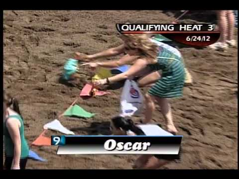 Canterbury Park Wiener Dog Races