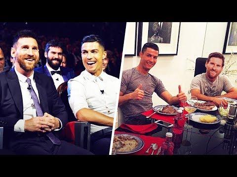 Cristiano Ronaldo E Donald Trump