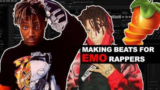 MAKING BEATS FOR EMO RAPPERS | FL Studio Cookup