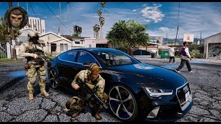 ► GTA 6 Graphics - Shooting Gameplay 2! ✪ REDUX 1.2.1 - Ultra Realistic Graphic ENB MOD PC - 60 FPS
