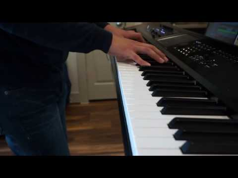Closer (The Chainsmokers ft. Halsey) Piano Cover