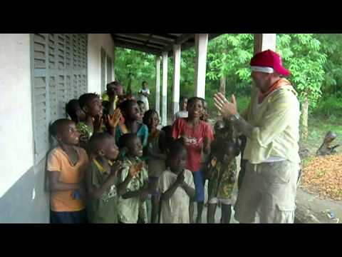 My Trip to the Orphanages of Africa