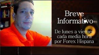 Breve Informativo - Noticias Forex del 18 de Julio 2018
