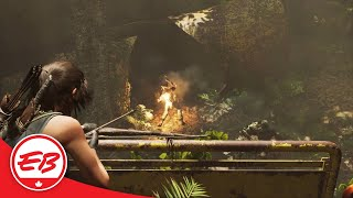 Shadow Of The Tomb Raider Makeshift Arsenal Vignette - Square Enix | EB Games