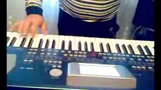 лезгинка на синтезаторе
