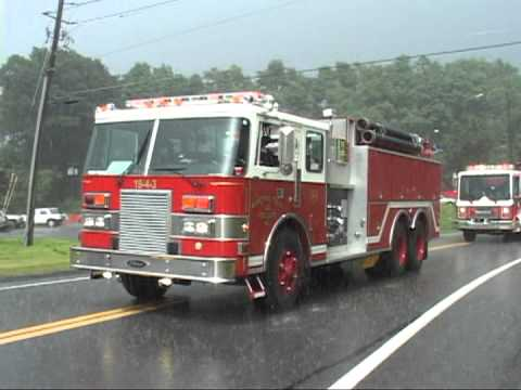 Mahopac Falls,ny Fire Department 75th Anniversary Parade  1 of 2