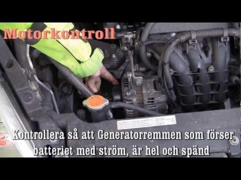 Inre kontroll bil
