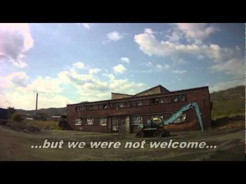 Africa Twin Rides Romania, Toate Fi Rutier (Copsa Mica industrial area)
