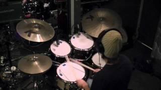 Shakira Whenever, Wherever Drum cover - Ben Corner