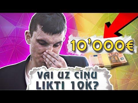 NEIDS VS KIVIČS   VAI UZ CĪŅU LIKTI 10'000€?