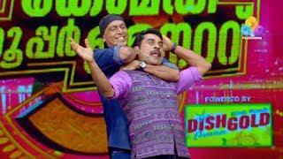 Comedy Super Nite - 3 with Babu Antony & Rahul Madhav│Flowers│Ep# 33