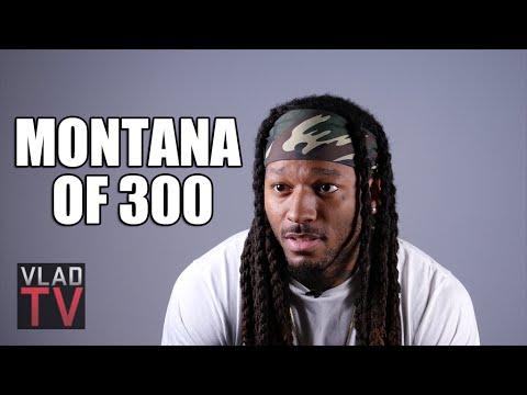 Montana of 300 on Chicago Artists & Radio DJs Hating on Him