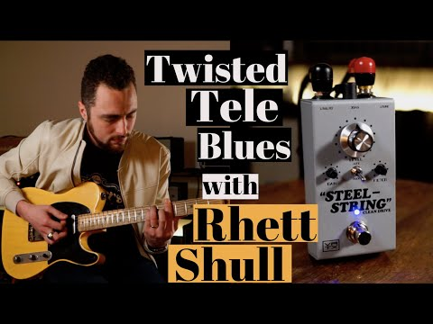 Punchy Blues-Soul Tone // Steel String MKII Demo