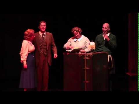 39 STEPS - Drury Lane Theatre