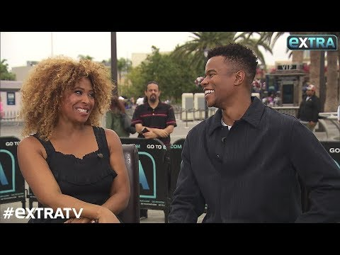 Marque Richardson on GF's Reaction to His 'Dear White People' Sex Scenes