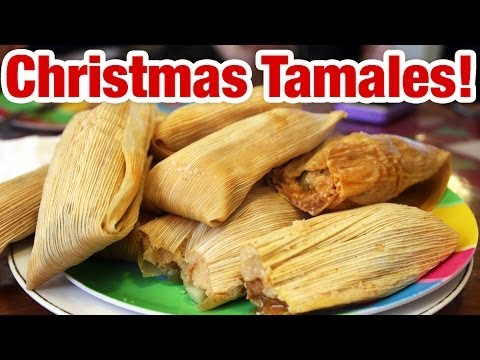 Christmas-Tamales