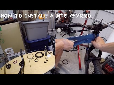 How To Install a MTB Gyro